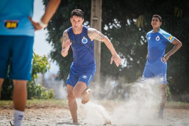 Luciano Périco: os prós e os contras da chegada de Thiago Neves ao Grêmio Vinnicius Silva / Cruzeiro/Cruzeiro