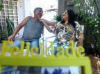 Com uma ajudinha do DG: casal de Esteio se reencontra após 40 anos Isadora Neumann/Agencia RBS
