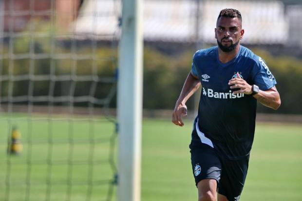 Luciano Périco: Grêmio terá de dosar a utilização de Maicon durante a temporada Fernando Gomes/Agencia RBS