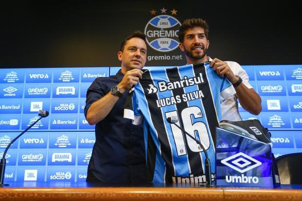 José Augusto Barros: Grêmio está acertando nos reforços e nas dispensas Lucas Uebel / Grêmio, Divulgação/Grêmio, Divulgação