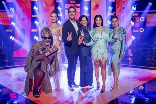 """Talentos mirins encantam no segundo dia de Audições às Cegas do """"The Voice Kids"""" Artur Meninea / Gshow/Gshow"""