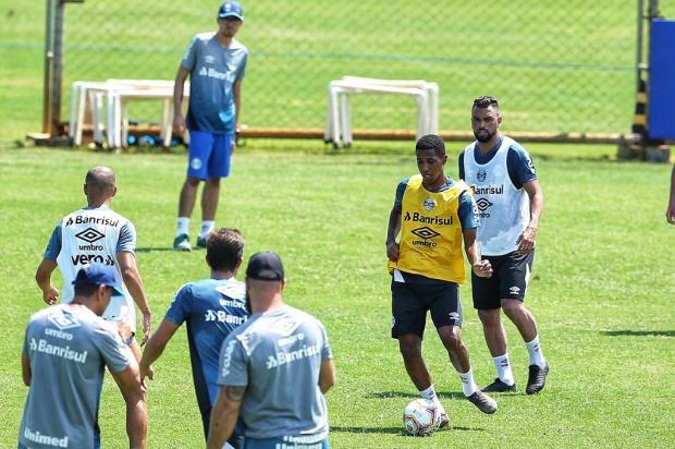 Guerrinha: novo candidato a lateral-esquerdo no Grêmio chega cheio de moral Lauro Alves / Agência RBS/Agência RBS