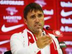 Lelê Bortholacci: tentando adivinhar o time de Eduardo Coudet Félix Zucco/Agencia RBS