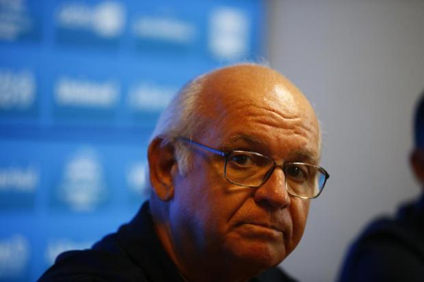 José Augusto Barros: Romildo é um exemplo para qualquer dirigente do país Félix Zucco/Agencia RBS