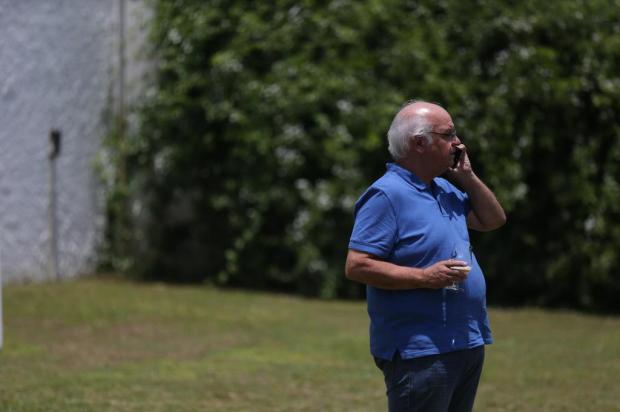 Guerrinha: a medida do Grêmio para encarar o calendário maluco que terá pela frente Lauro Alves/Agencia RBS