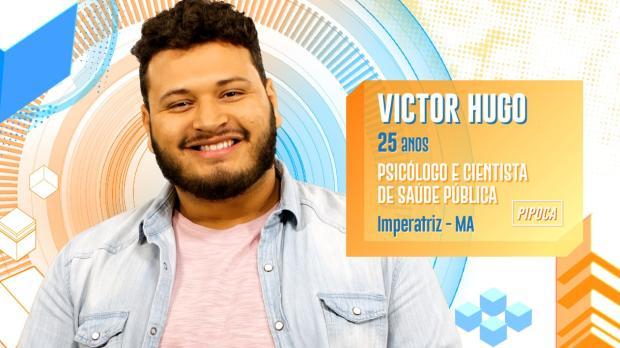 """Entenda o que é ser assexual; como o Victor Hugo do """"BBB 20"""" Globo / Divulgação/Divulgação"""