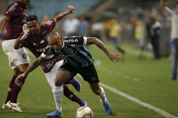 Luciano Périco: o principal problema do Grêmio na derrota para o Caxias Marco Favero/Agencia RBS