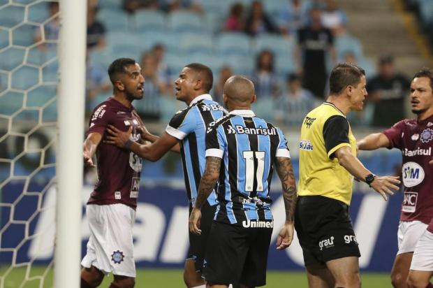 José Augusto Barros: Renato não precisava expor o time principal Marco Favero/Agencia RBS