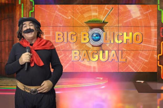 """Guri de Uruguaiana entra no clima do """"BBB 20"""" e lança seu próprio reality show Fabrício Eckhard/Divulgação"""