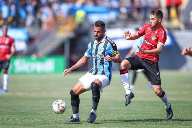 Luciano Périco: as boas notícias que o Grêmio trouxe do Bento Freitas Divulgação/Flickr/Grêmio FBPA