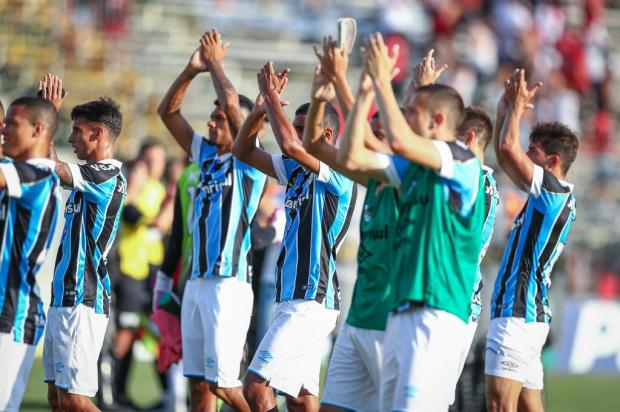 Cacalo: há muito o que fazer no Grêmio Lucas Uebel/Grêmio FBPA/Divulgação
