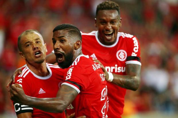 Lelê Bortholacci: vitória convincente do Inter no reencontro com o Beira-Rio Isadora Neumann/Agencia RBS