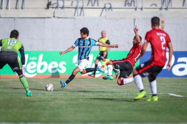 Cacalo: os reforços do Grêmio para 2020 Lucas Uebel/Grêmio/Divulgação