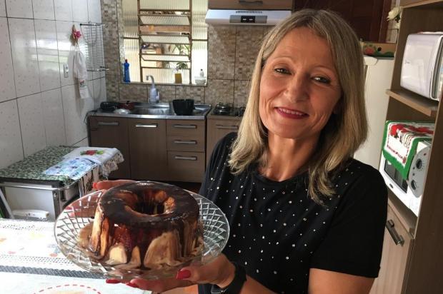 Pudim de sorvete da Claudia: aprenda o passo a passo da sobremesa Caroline Tidra/Agencia RBS