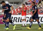 José Alberto Andrade: Coudet precisa repensar o setor ofensivo do Inter para a partida de volta contra a La U JAVIER TORRES/AFP