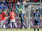 Luciano Périco: duelo do Inter contra La U foi marcado por cenas tristes para se ver em um campo de futebol Javier Torres/AFP