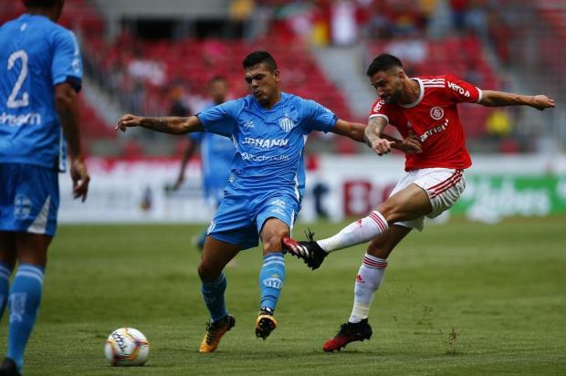 Luciano Périco: Inter é favorito na decisão contra a Universidad de Chile Félix Zucco/Agencia RBS