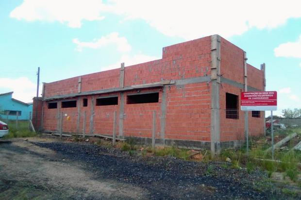 Corpo de Bombeiros Voluntários de Charqueadas precisa de apoio para finalizar construção de sede Arquivo Pessoal / Arquivo Pessoal/Arquivo Pessoal