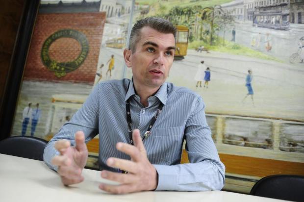 """""""O pacote reduz o valor cobrado do passageiro, não aumenta o lucro das empresas"""", diz novo presidente da Carris Ronaldo Bernardi/Agencia RBS"""