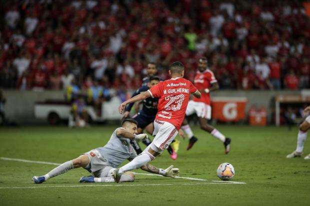 José Alberto Andrade: classificação na Libertadores faz bombar o astral do Inter para o Gre-Nal André Ávila/Agencia RBS