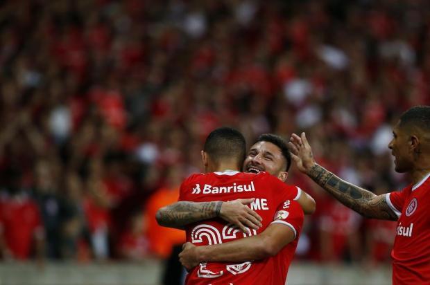 Lelê Bortholacci: Coudet ganhou duas boas opções para o Gre-Nal Mateus Bruxel/Agencia RBS