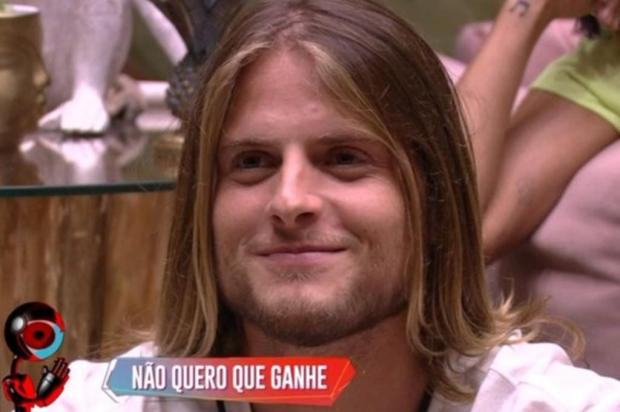 """Gaúcho no """"BBB 20"""", Daniel é criticado nas redes sociais Reprodução/Globo"""