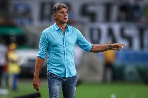 Luciano Périco: as alternativas de Renato para o Gre-Nal dos mistérios Lucas Uebel / Grêmio/Divulgação/Grêmio/Divulgação