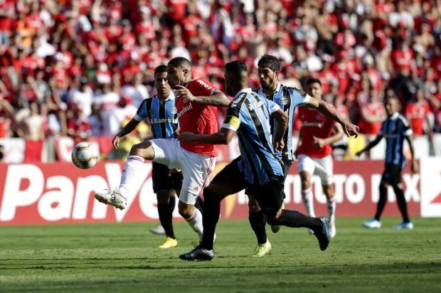 Lelê Bortholacci: o que mais doeu na derrota no Gre-Nal André Ávila/Agencia RBS