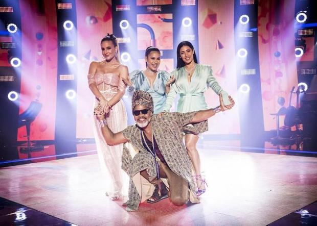 The Voice Kids: gaúchos de Itaqui e de Sapucaia são classificados para a próxima etapa João Cotta / TV Globo/TV Globo