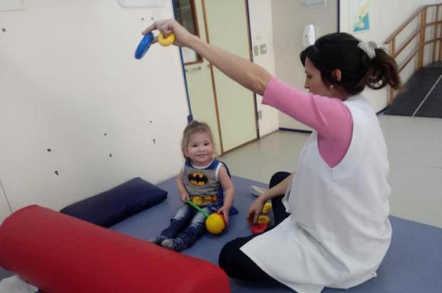 Menino com má-formação na medula espinhal precisa de cadeira de rodas Arquivo Pessoal / Arquivo Pessoal/Arquivo Pessoal