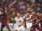 Lelê Bortholacci: empate ficou de bom tamanho para o Inter na Colômbia Ricardo Duarte/Internacional/Divulgação