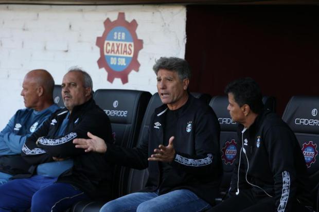 Guerrinha: por onde anda o futebol do Grêmio que encantava o público e envolvia adversários? Lauro Alves/Agencia RBS