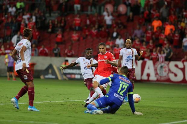 Lelê Bortholacci: vitória, classificação e uma certeza para o Inter Fernando Gomes/Agencia RBS