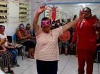 Grupo de convivência ajuda idosos a lidarem com a depressão em Canoas Fernando Gomes/Agencia RBS