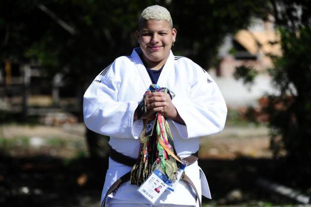 Vitão busca apoio para lutar em tatames europeus Ronaldo Bernardi/Agencia RBS