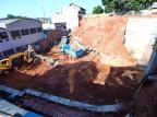 Barranco que desmoronou preocupa comunidade de Novo Hamburgo Isadora Neumann/Agencia RBS