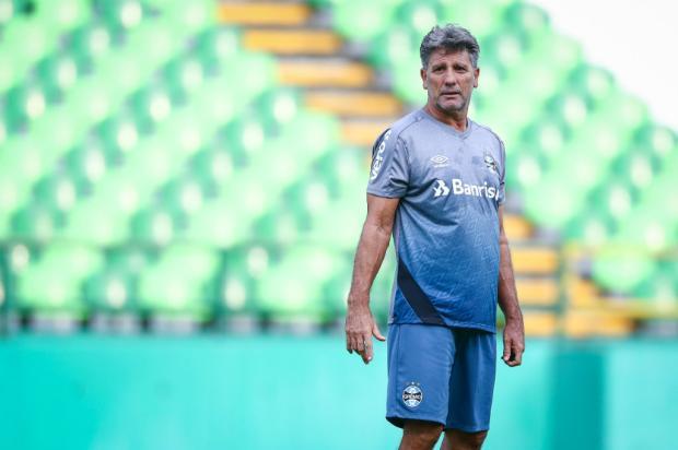 Guerrinha: a volta de Renato ao comando dos treinos é uma boa notícia para o Grêmio Lucas Uebel / Grêmio/Divulgação/Grêmio/Divulgação