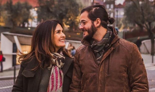 """Fátima Bernardes fala sobre namoro a distância: """"Nosso lar é onde estivermos juntos"""" Fátima Bernardes Reprodução / Instagram/Instagram"""