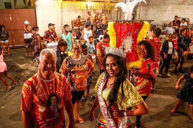Resistência na folia: Os Comanches, a última tribo carnavalesca de Porto Alegre, desfila neste sábado Marco Favero/Agencia RBS