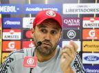 Guerrinha: Coudet ganha tempo para conhecer o grupo do Inter Marco Favero/Agencia RBS