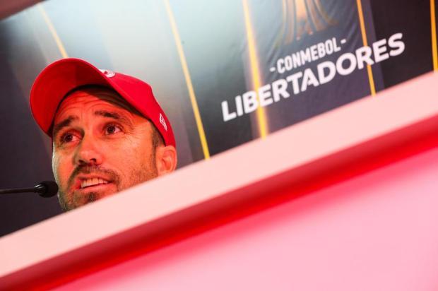 Guerrinha: o vestibular que Eduardo Coudet prepara no time do Inter Marco Favero/Agencia RBS