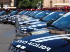 Polícia Civil recebe 31 viaturas para reforçar delegacias da Capital e de investigações de homicídios Isadora Neumann / Agência RBS/Agência RBS