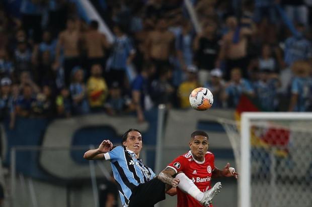 Lelê Bortholacci: empate injusto num clássico com final melancólico Mateus Bruxel/Agencia RBS