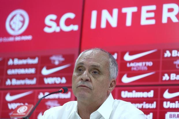Guerrinha: direção do Inter sabe que é melhor deixar trocas no elenco para depois Isadora Neumann/Agencia RBS)