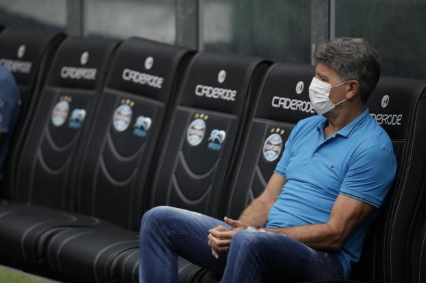 Guerrinha: a contribuição de Renato na renegociação de salários no Grêmio André Ávila/Agencia RBS
