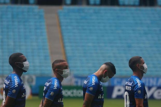 Cacalo: a influência do vírus no futebol André Ávila/Agencia RBS