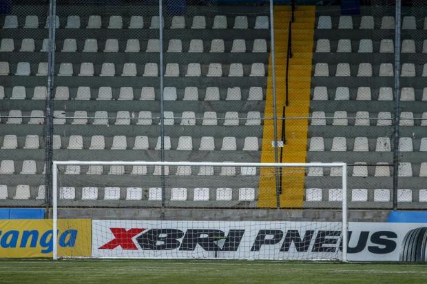 Lelê Bortholacci: aprendendo a lidar com o novo Marco Favero/Agencia RBS