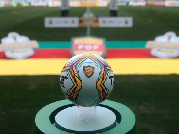 Luciano Périco: paciência é uma necessidade para o retorno do futebol Divulgação  / FGF/FGF