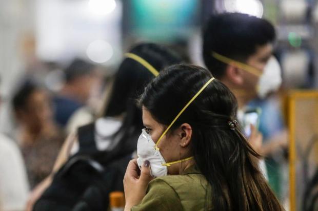 Como evitar tocar o rosto com as mãos e reduzir risco de contaminação pelo coronavírus André Ávila/Agencia RBS