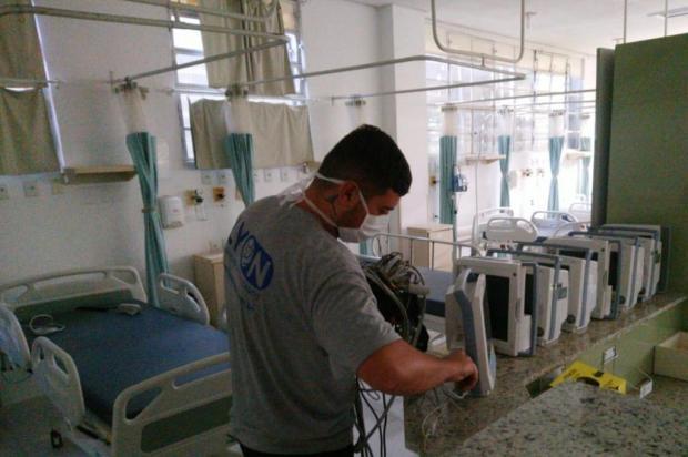 Sem uso há três anos, leitos de UTI do Parque Belém serão reativados em outros hospitais de Porto Alegre Tadeu Vilani/Agencia RBS